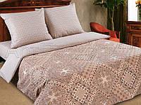 Ткань для постельного белья, поплин (хлопок) Италия, основа