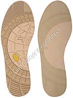 Резиновая подошва для обуви BISSELL, art.112, 40-44 р., цв.бежевый