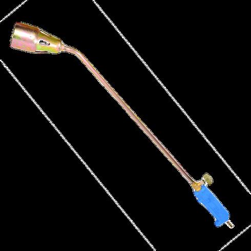 Горелка газовая (колокол трапеция), газ пропан Ø 35 мм