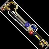 """Жидкотопливный резак РК300 """"ВОГНИК"""" 181 У (Керосин) L-1050 мм, 6/9"""