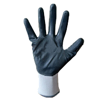 Перчатки TRIDENT нейлоновые с полиуретаном