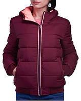 Куртка зимняя женская  Lotto  IZA III BOMBER HD TWIN W S9359
