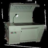 Стол сварщика с вентилятором ССН-3