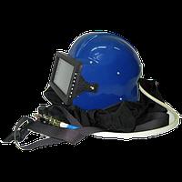 Шлем оператора абразивно – струйной обработки «Кивер-1» для дробеструйной обработки