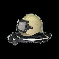 Шлем оператора абразивно – струйной обработки «Кивер-1» для пескоструйной обработки
