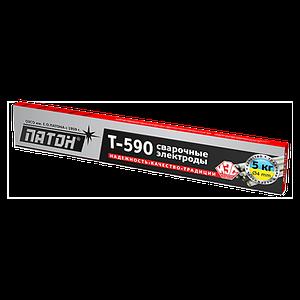 Электроды для наплавки  ПАТОН Т-590, 5 мм (5 кг)