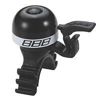 Звонок BBB BBB-16 MiniFit черно/белый (8716683095081)