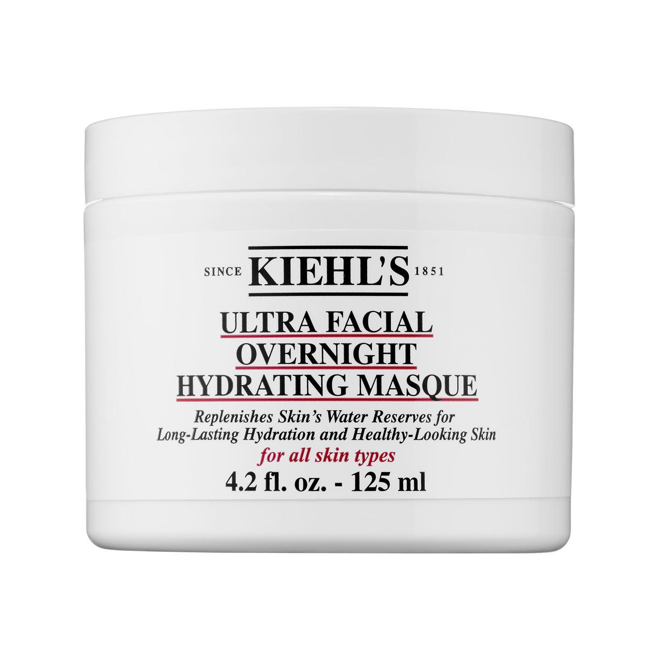 Ночная увлажняющая маска для лица Kiehl's Ultra Facial Overnight Hydrating Masque