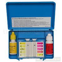 Набор для анализа воды miralux 611534