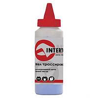INTERTOOL Мел трассировочный INTERTOOL MT-0005 115 г, синий