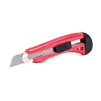 INTERTOOL Нож прорезной усиленный с отломным лезвием 18 мм INTERTOOL HT-0501