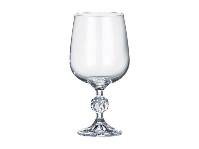 Келихи для вина Bohemia, Claudia 40149, (230 мл)