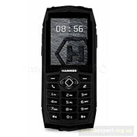 Телефон myphone hammer 3 черный
