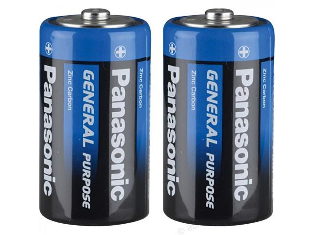 Батарейка Panasonik R20