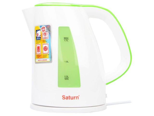 Чайник электрический Saturn ST-EK 8436 White ***