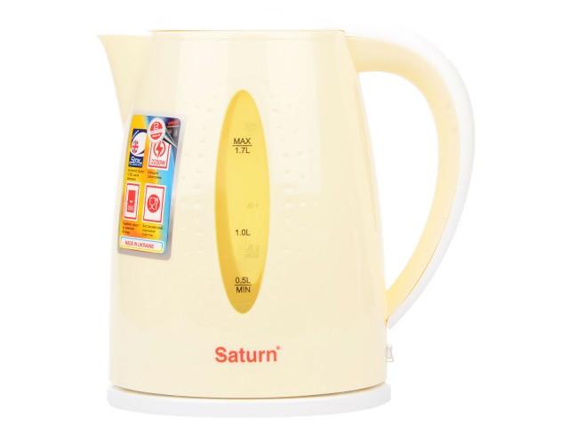 Чайник електричний Saturn ST-EK 8438 Beige