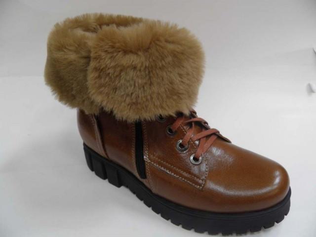 Ботинки женские Caravan 999-14 зимние
