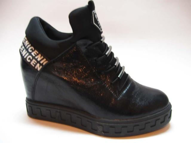 Ботинки женские-сникеры  DeMarko 2004 демисезонные