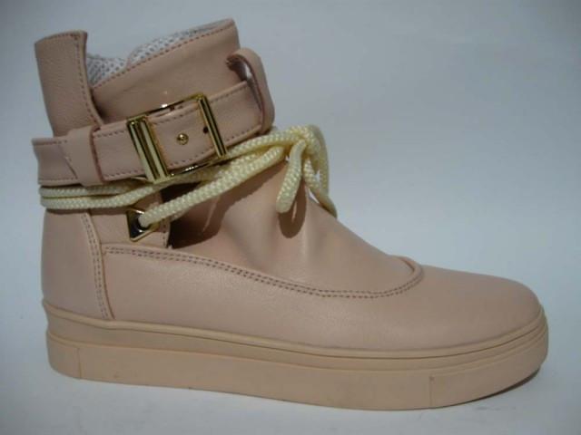Ботинки женские Bell-shoes уг-р  демисезонные * 5687