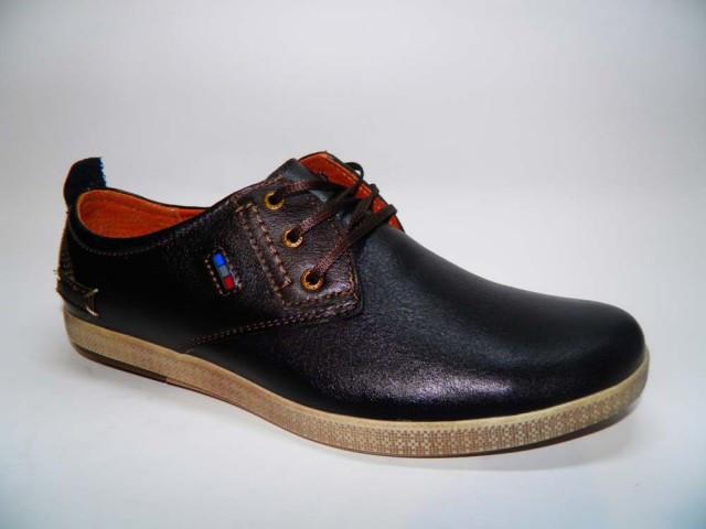Туфлі чоловічі YDG Bellini 1770. чорний