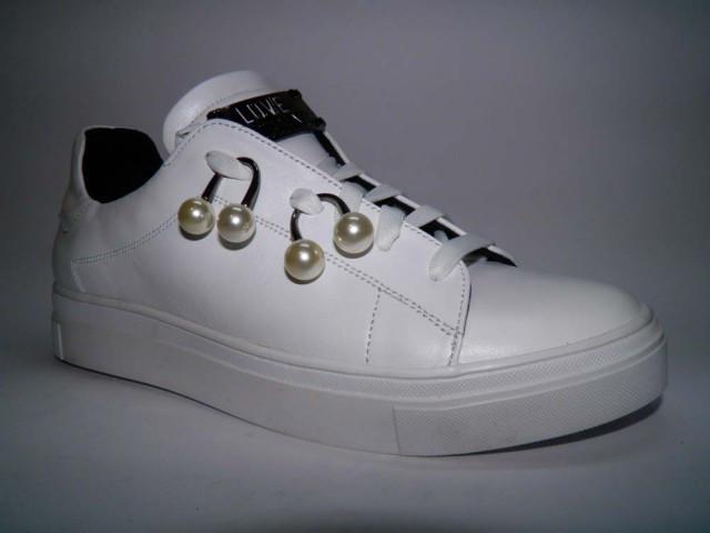 Туфлі жіночі Lovinni - Moschino пірсинг