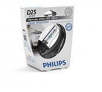 Лампа ксеноновая Philips D2S White Vision (85122WHVS1)