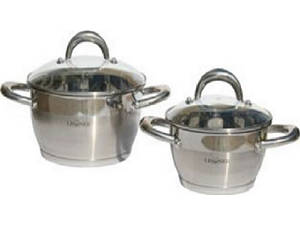Набір посуду Lessner 55860