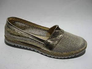 Туфлі жіночі De Marko 708 літні