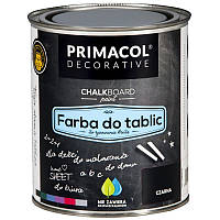 Зелёная краска для школьной доски Primacol 0.75л