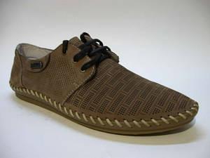 Туфлі чоловічі Dettta 555-5