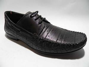 Туфлі чоловічі Jonston T015-2-A107.