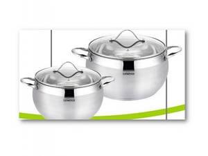 Набір посуду Lessner 55857