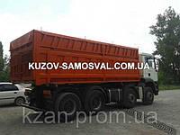 Усовершенствование грузовых кузовов