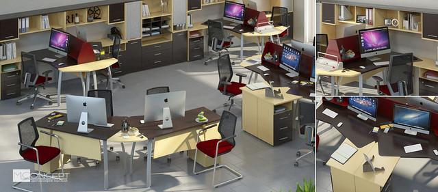 Офисная мебель Прайм