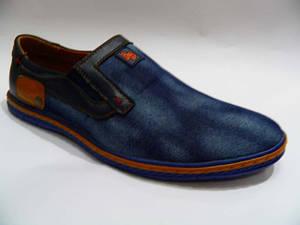Туфлі чоловічі Holaso 819-5