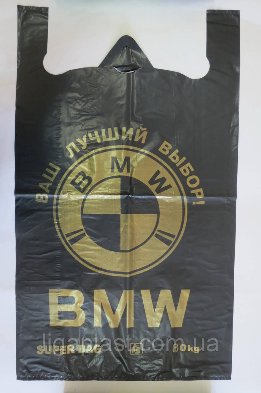 Пакеты майка с логотипом BMW