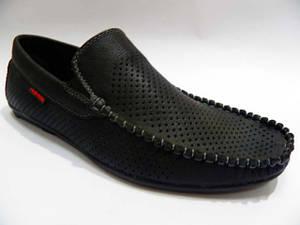 Туфлі чоловічі Doowood WF 10410-2