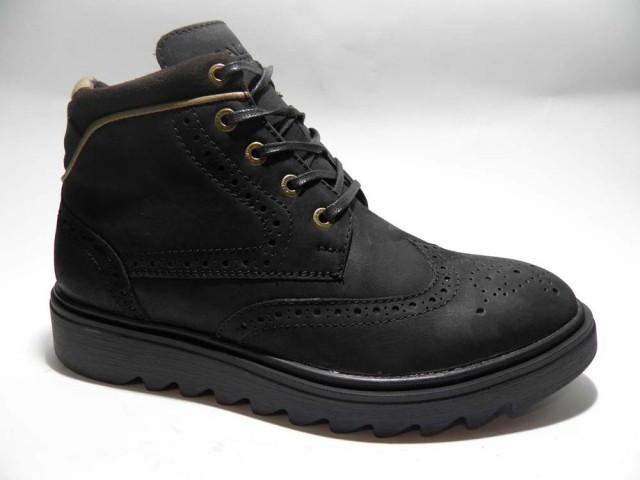 Ботинки Falcon 14016 черный
