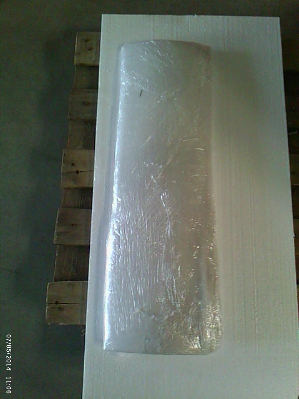 Гнутое каленое стекло для душевых кабин. - Стекольная компания Vitrum в Киеве