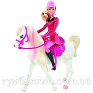 """Інтерактивний набір """"Барбі з конячкою"""" з м/ф """"Барбі в Казці про поні"""" Y6858, фото 2"""