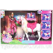 """Інтерактивний набір """"Барбі з конячкою"""" з м/ф """"Барбі в Казці про поні"""" Y6858, фото 5"""