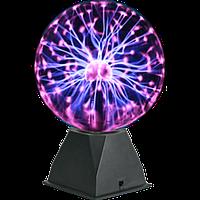 Плазменный шар 10 см 4 дюймов Катушка Тесла Plasma ball