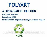 Синтетическая бумага Polyart ® (285 г/м2) в рулонах., фото 1