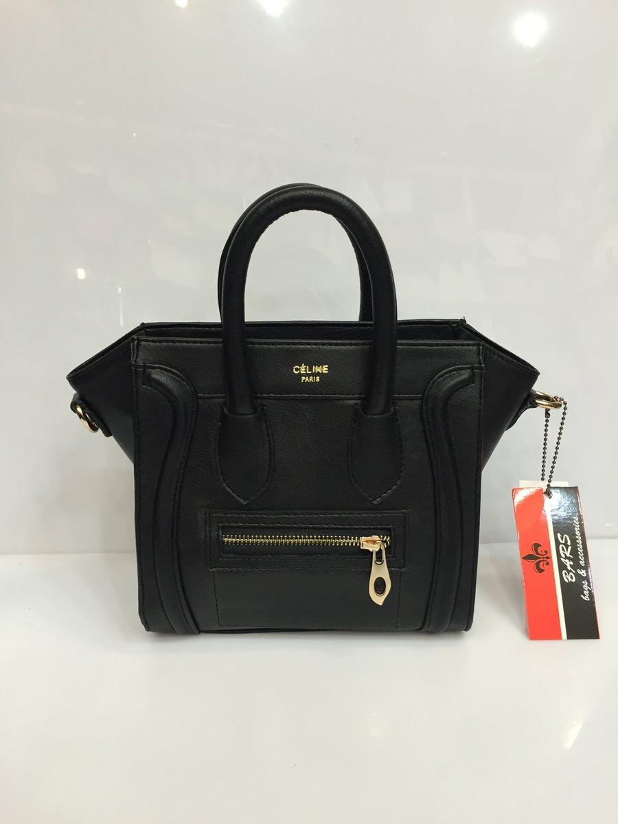 6948980c286f Женская сумка Celine 1491 из кожзама один отдел плечевой ремень 20 см х 20  см х 8 см копия