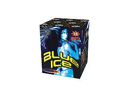 """Салют BLUE ICE 25 выстрелов """"Drakon"""" купить оптом недорого прямой поставщик ZB-0013"""