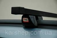 """Багажник """"FUTURA """" черные, Длина поперечин: 1,3 м"""
