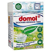 Domol Geschirr-Reiniger-Tabs ökologi - Экологические таблетки для посудомоечной машины Domol 40шт, 800 г