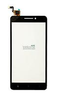 Сенсор Lenovo A5000(phone) black orig