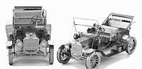 Металлический конструктор автомобиль Форд