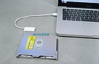 Кабель для подключения CD DVD привода Адаптер Конвертер USB-microSata